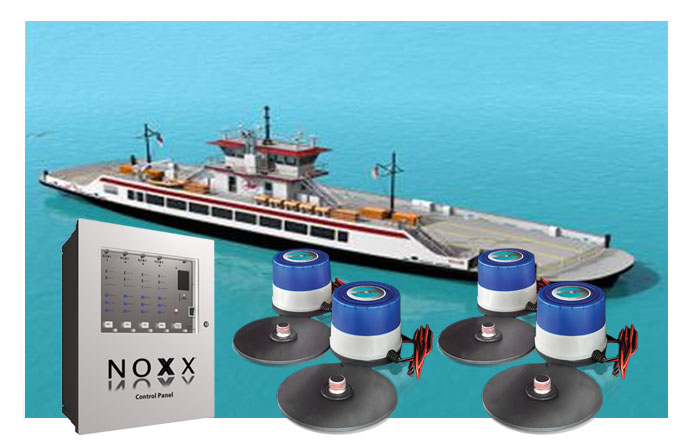 BOLLINGER SHIPYARDS AWARDS CONTRACT TO EMCS INDUSTRIES LTD TO PROVIDE THE NEXT GENERATION NOXX HYD™ NON-BIOCIDAL ANTIFOULING SOLUTION TO NEW NCDOT FERRY
