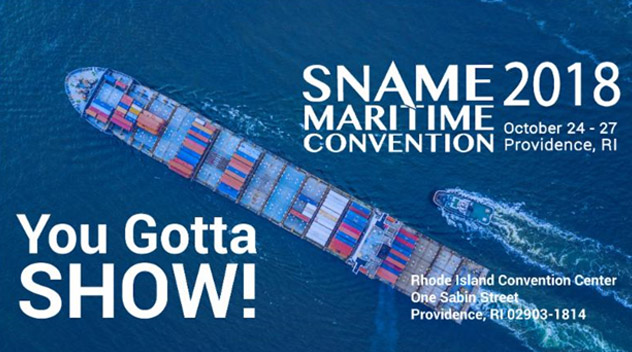 Join US At SNAME Convention In Providence RI To Learn About NOXX HYD Eco Antifouling