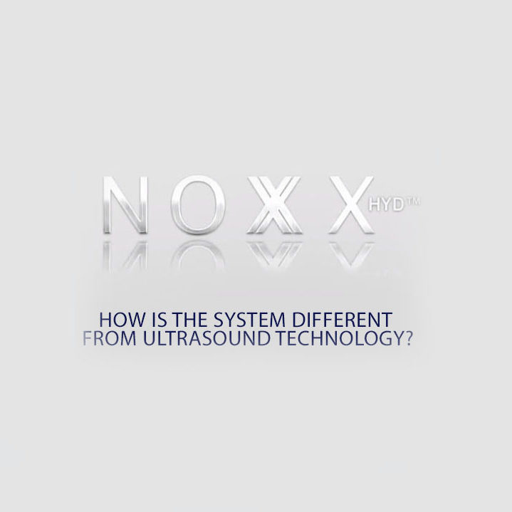 NOXX - How different from ultrasound