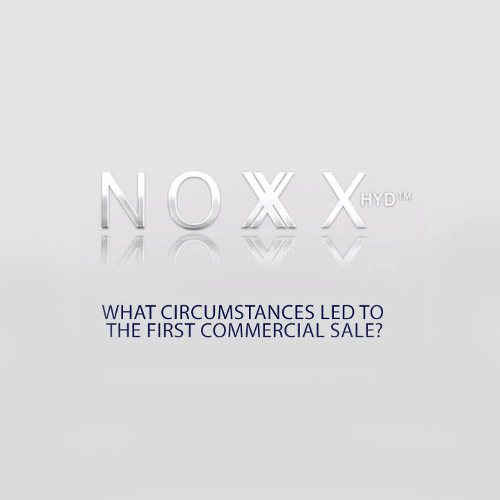 NOXX - What circumstances Led